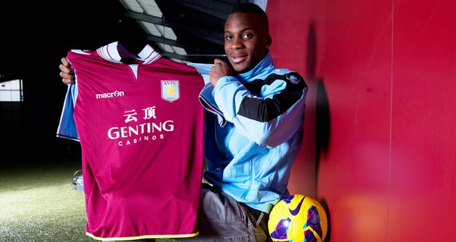 Yacouba Sylla: Aston Villa midfielder admits January move came out of the blue