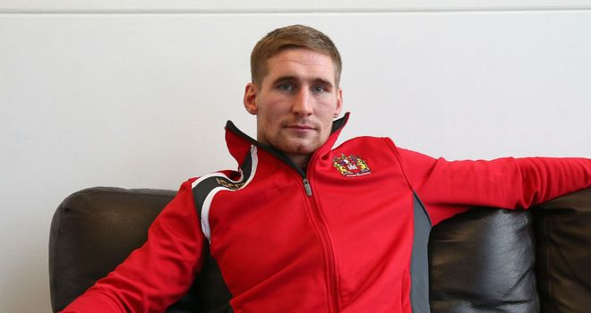 Sam Tomkins: will again be Wigan's key man - but how many more years will he be in Cherry and White?