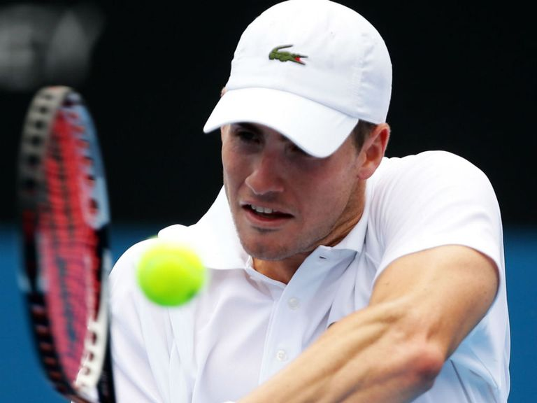 John Isner: Suffering with a knee injury