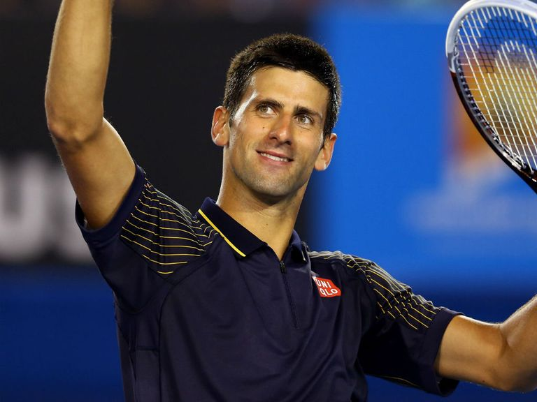 Djokovic: Straightforward victory