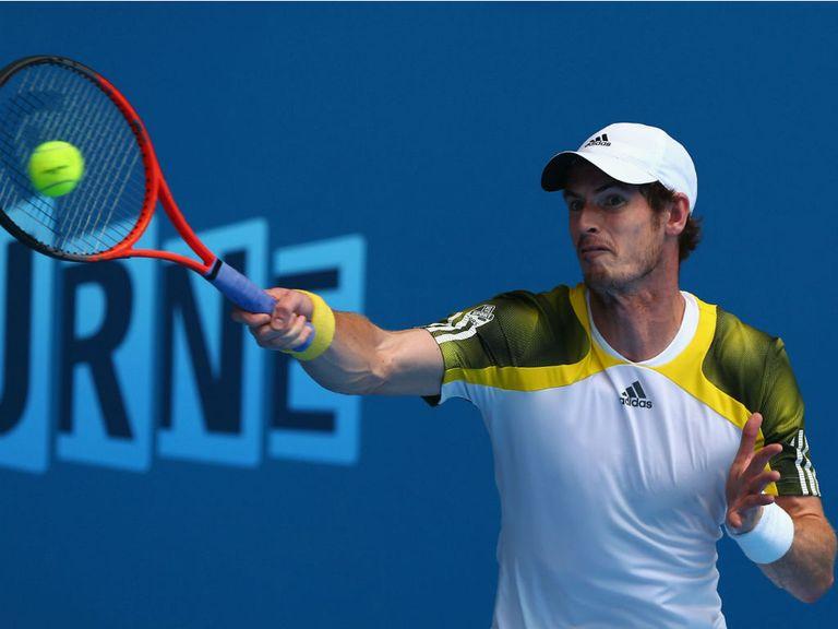 Andy Murray: Returns to action on Monday