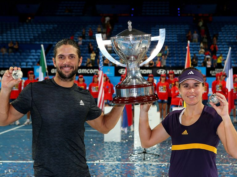 Spain lift the Hopman Cup for the fourth time