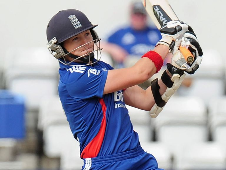 Arran Brindle: Has retired from the England Women's team