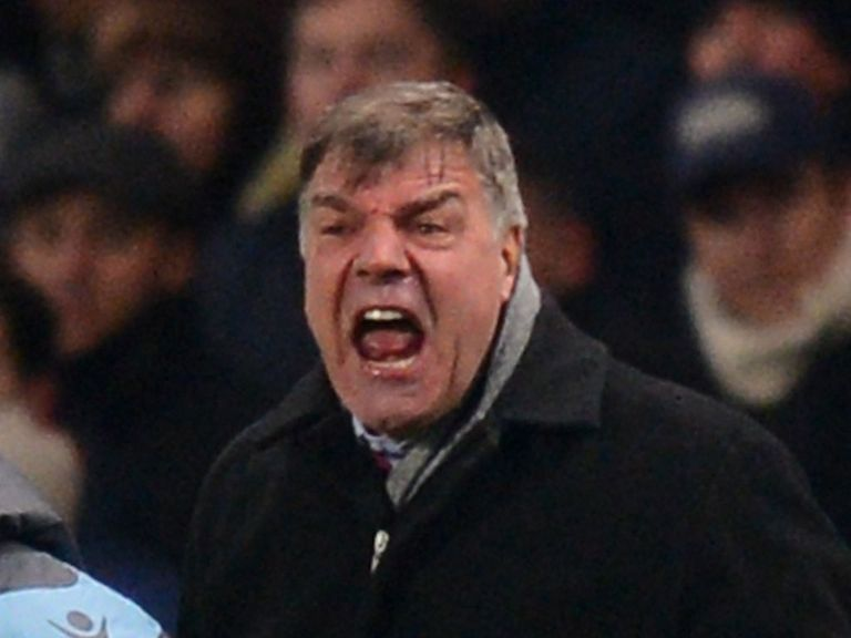 Allardyce: Fined for his comments he made about officials