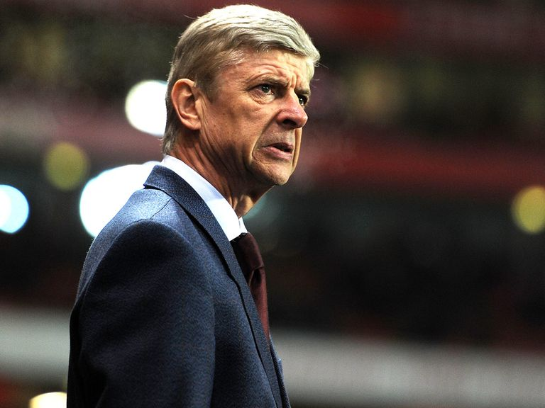 Arsene Wenger: Bakced by David Dein