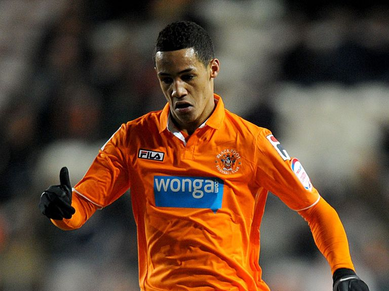 Tom Ince: Key player for Blackpool