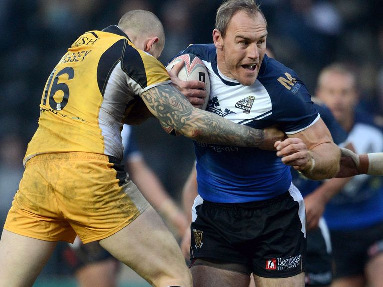 Gareth Ellis: Signing boosts Hull