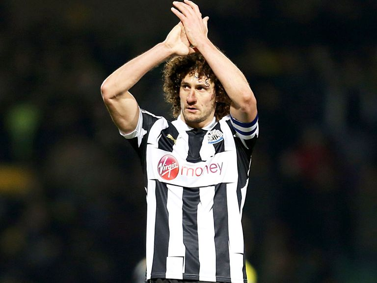 Coloccini: Says he will be staying at Newcastle next season