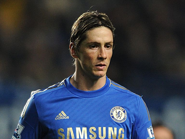 Fernando Torres: Jeered off against Swansea