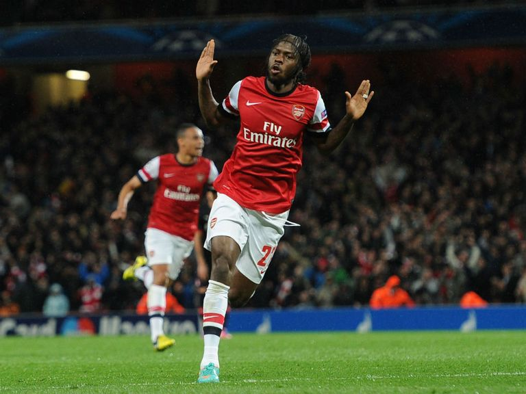 Gervinho: Ivory Coast international is focused on Arsenal