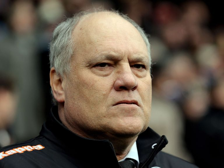 Martin Jol: 'We are looking for a goalkeeper'