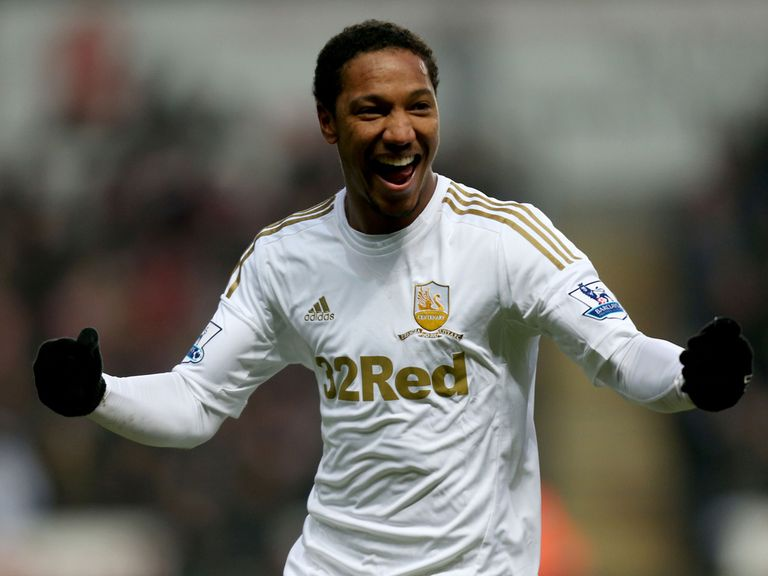Jonathan de Guzman: Has impressed for Swansea