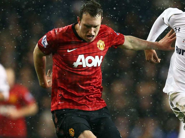 Jones: United relishing the challenge