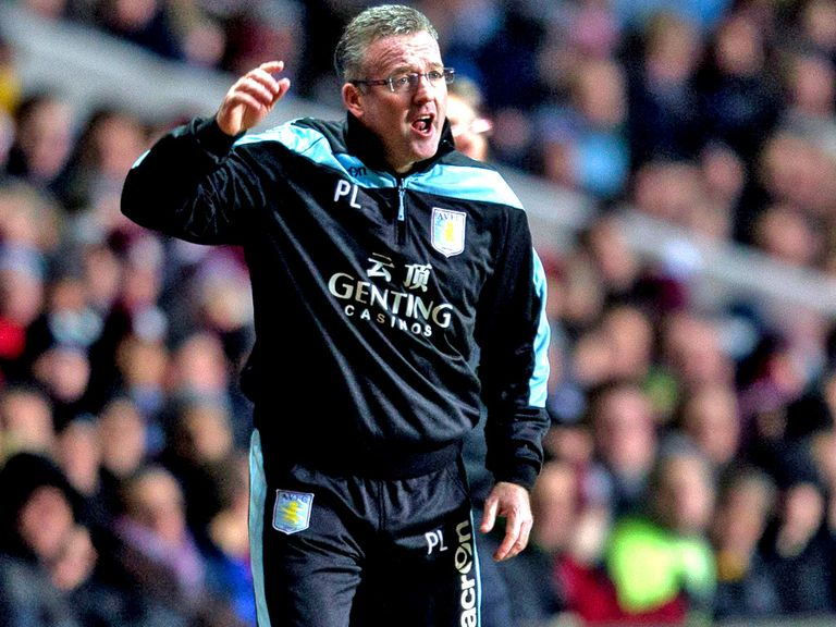 Paul Lambert: 'A £15m spending spree is not on the agenda'