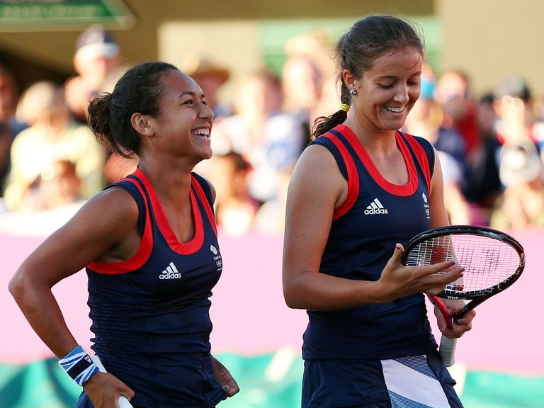 Watson and Robson: Spearhead GB challenge