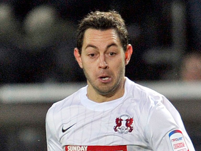 Lee Cook: Scored for Leyton Orient