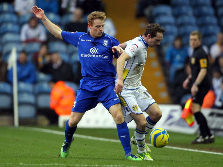 Chris Burke: Was wanted by Leeds and Forest