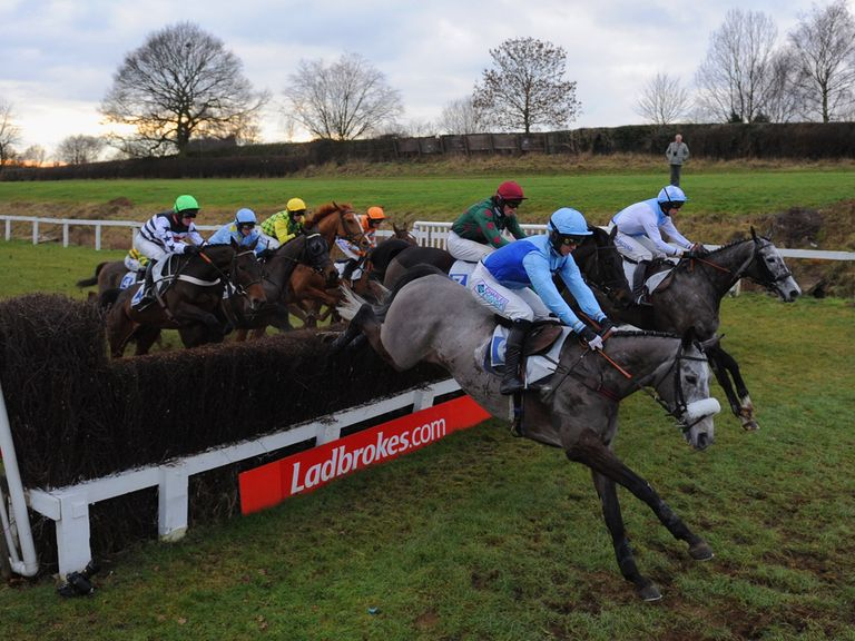 Leicester: Stage a National Hunt card on Tuesday