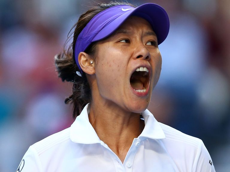 Li Na: Had to dig deep in Melbourne