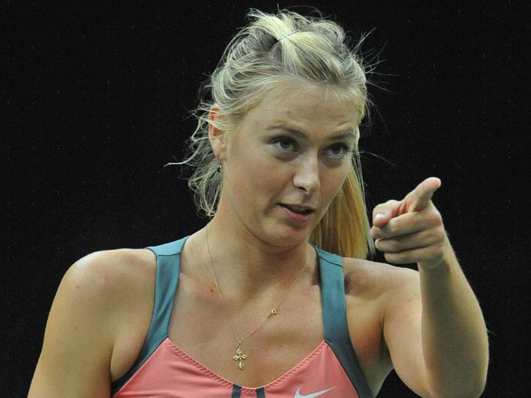 Maria Sharapova: Point to prove Down Under