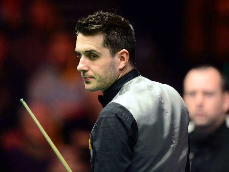 Selby: Beaten by Barry Hawkins