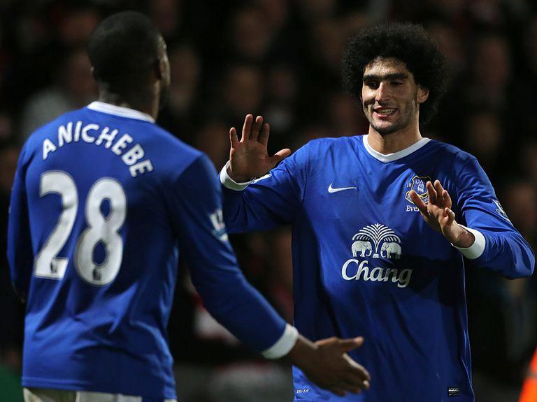 Fellaini: Chelsea target
