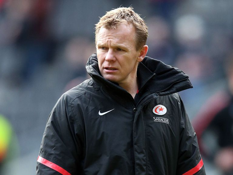 Mark McCall: Focus firmly with Saracens