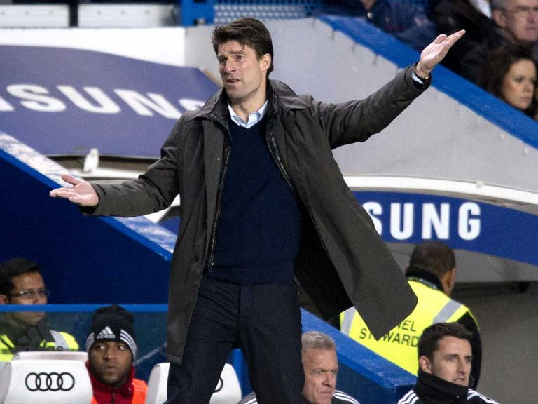 Laudrup: Can take down Chelsea and reach Wembley