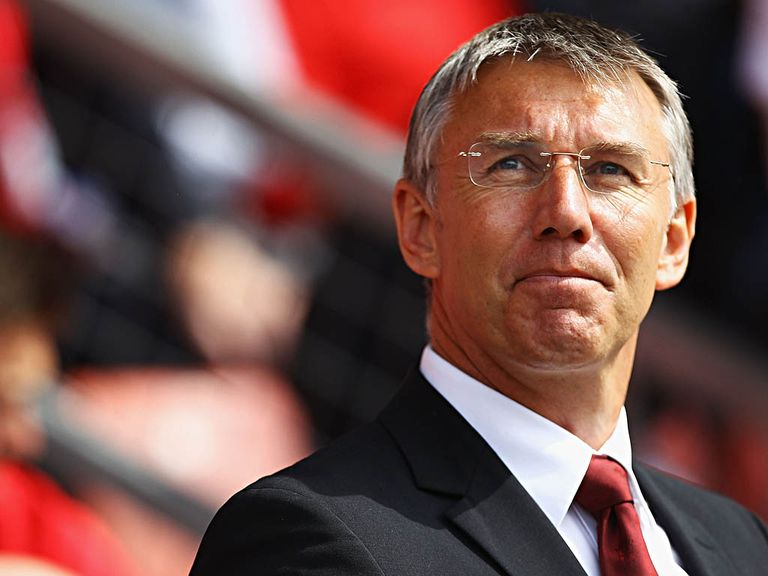 Nigel Adkins: Favourite for the Huddersfield job