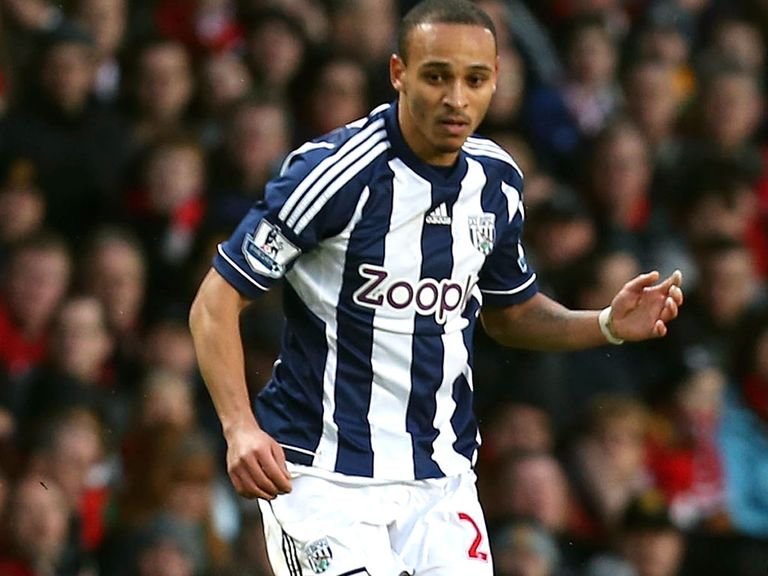 Peter Odemwingie: Will not be leaving West Brom