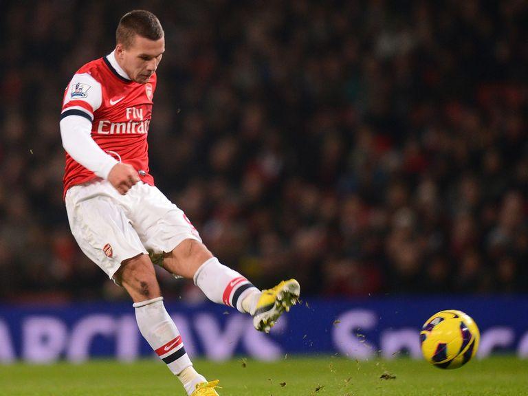 Lukas Podolski: 'We must start strong'