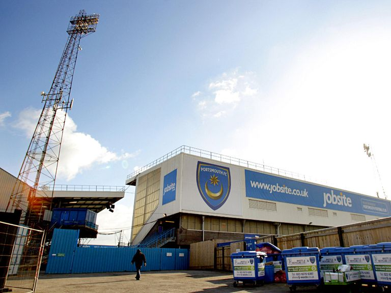 Portsmouth: Harris' bid rejected by supporters' trust