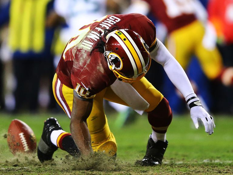 RGIII - set for knee surgery
