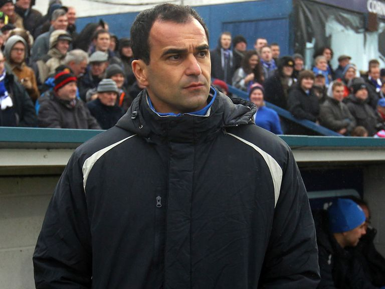 Roberto Martinez: Geared up for survival fight