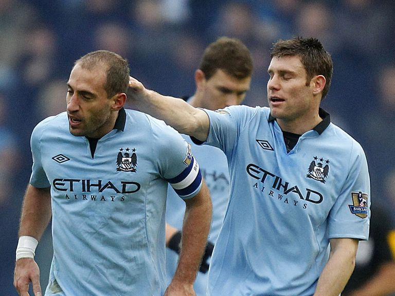 Zabaleta: Hailed team effort