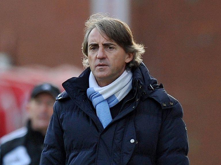 Roberto Mancini: A big admirer of Luis Suarez