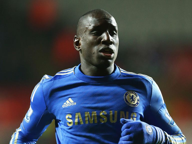 Demba Ba: Faces his former club on Saturday