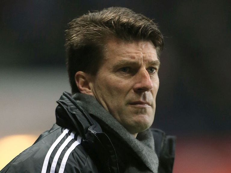 Laudrup: Enjoying an excellent first season in charge