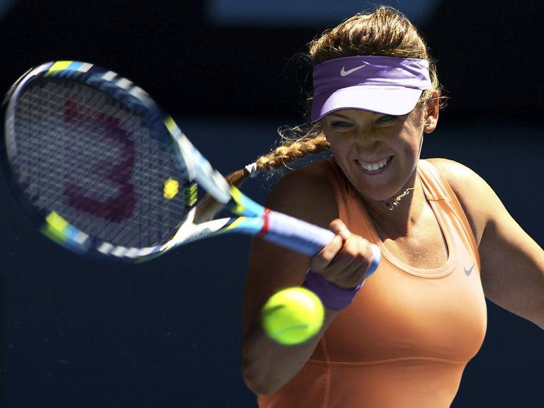 Victoria Azarenka: Defending champion