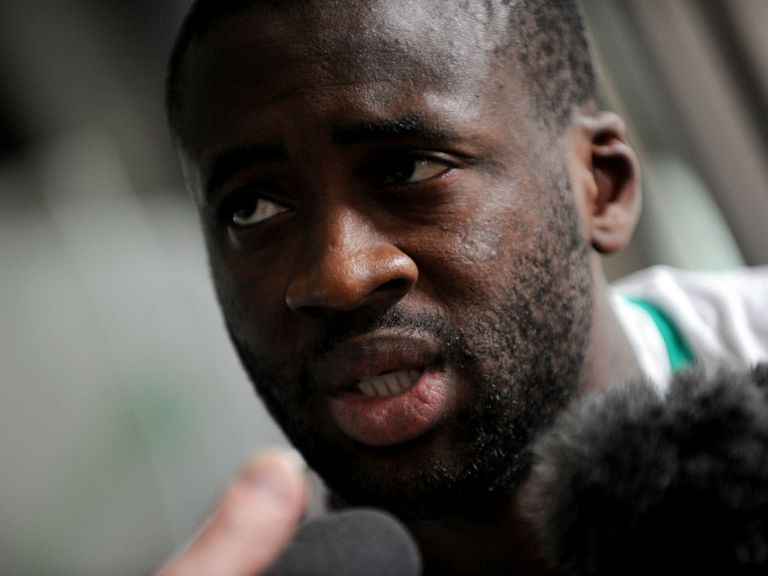 Yaya Toure: 'No, I don't think of PSG'