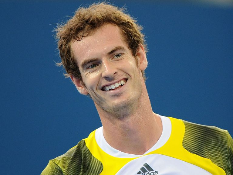Andy Murray: Keen to add to trophy collection
