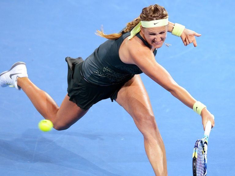 Victoria Azarenka: Enjoyed a routine win