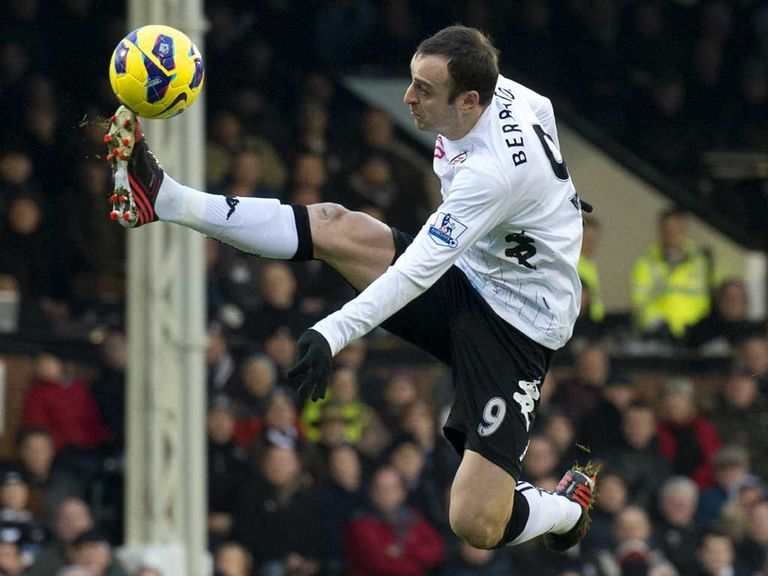 Dimitar Berbatov: Spent four years at Old Trafford