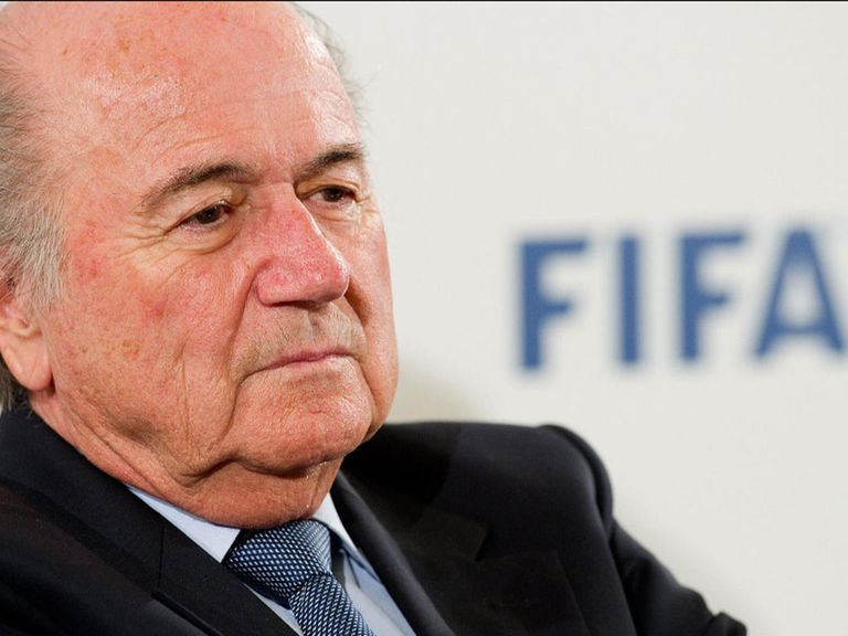 Blatter: 2022 World Cup could take place in winter