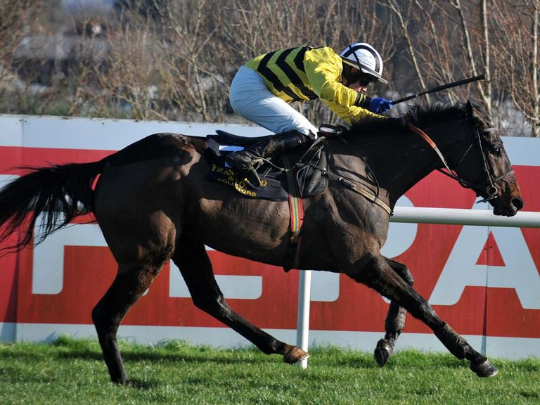 Glens Melody: Can win the Osborne House Relkeel Hurdle