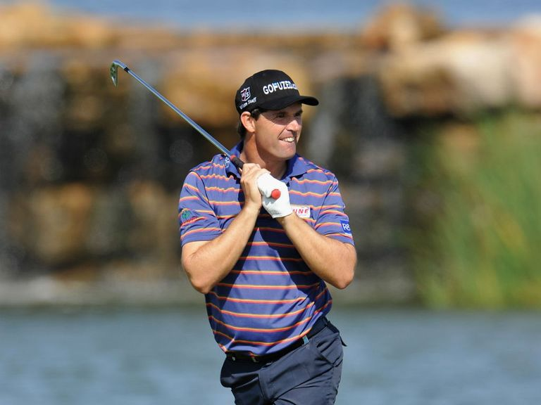 Padraig Harrington: Was beaten by Graeme McDowell in Arizona
