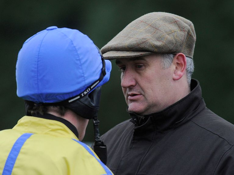 Donald McCain: Sweet on Overturn's Arkle claims