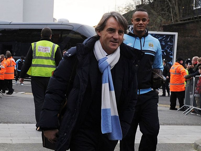 Roberto Mancini: Fighting for the title