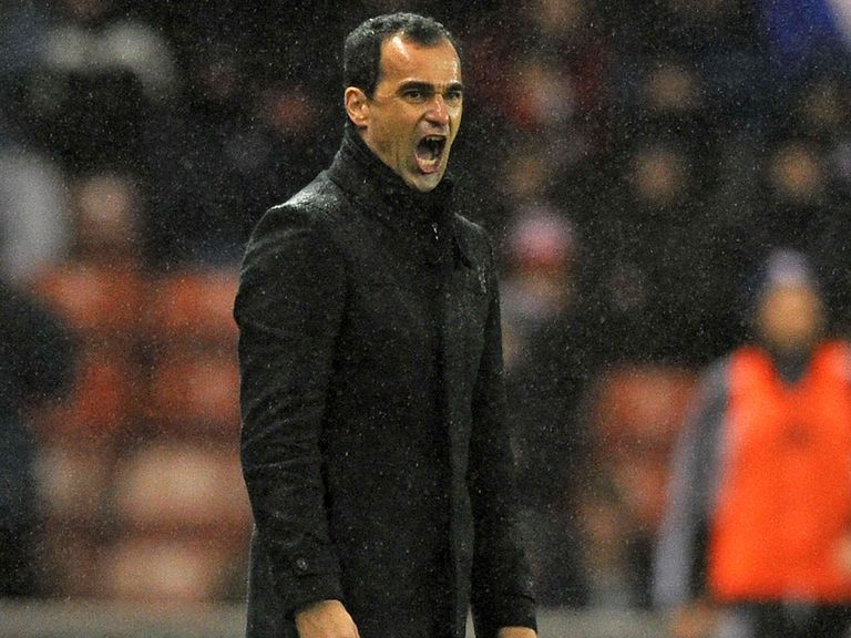Martinez says all managers face the same pressures