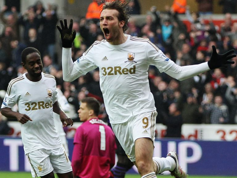 Michu: Has been linked with a number of clubs